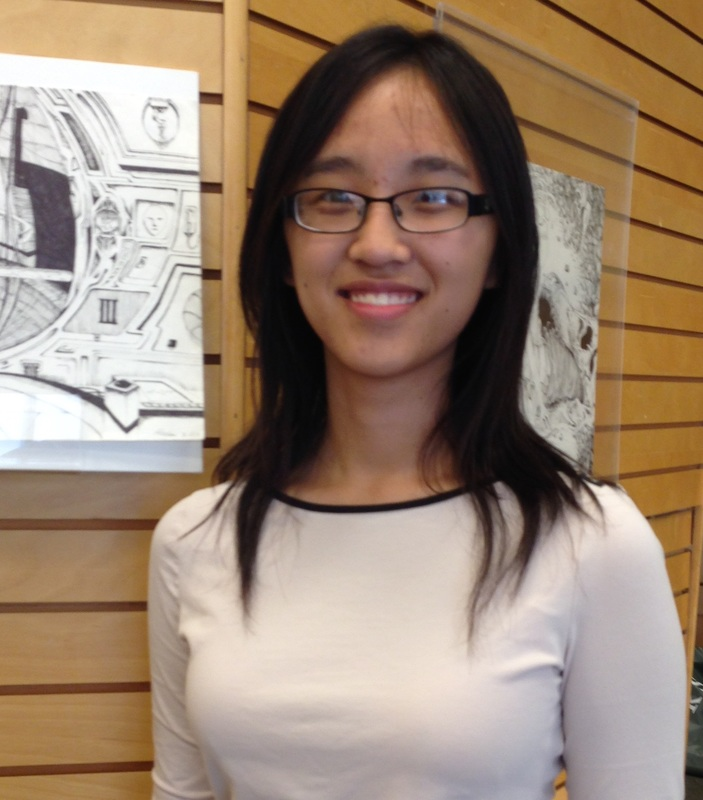Alicia Yang 2015 Second Place Winner