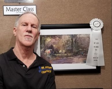 Recipient of the 2018 Merit Award & the Best in Show Award