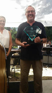 City of Santa Clarita Award - Christopher Darga