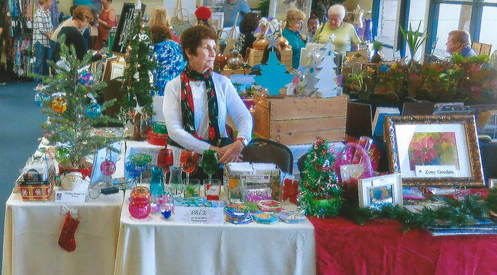 Lynda Frautnick - 2017 Holiday Boutique